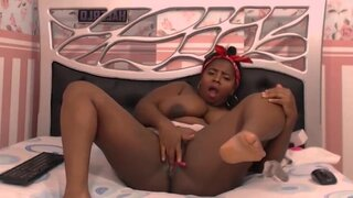 AbbelaT – Ebony Girl With Huge Tits