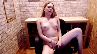 JasmineActive – She Has To Masturbate Silently – That Makes It More Exciting!