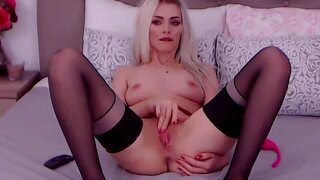 CarlaKats – Hot Blonde Wants Your Cock