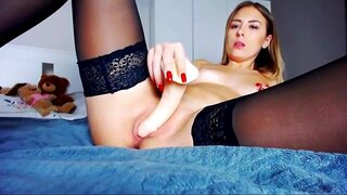 NaturalLeyla – When You Want To Be A Dildo