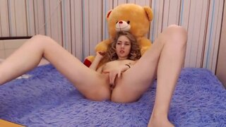 SecretPlauer – Touching Herself Is In Her Nature